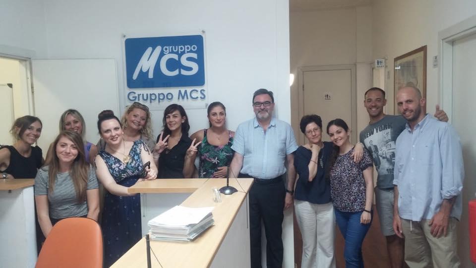 Gruppo MCS -esami in sede - corso Tecnico Contabile regionale Paghe e contributi - www.gruppomcs.net