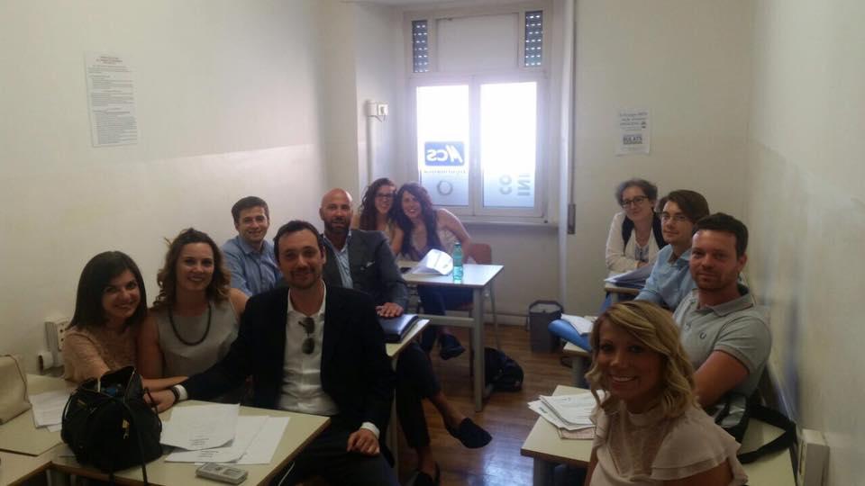 Gruppo MCS - momenti d'aula corso Tecnico Contabile regionale Paghe e contributi - www.gruppomcs.net
