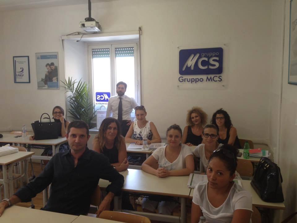 Corso Tecnico Contabile - CONTABILITA ' - classe a fine corso - GRUPPO MCS - dr. Emilio Fazio docente