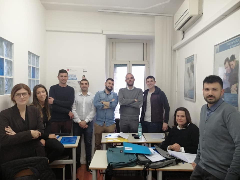 Corso Tecnico Contabile - Contabilità - classe a fine corso - docente dr.ssa Sparano - GRUPPO MCS -2019