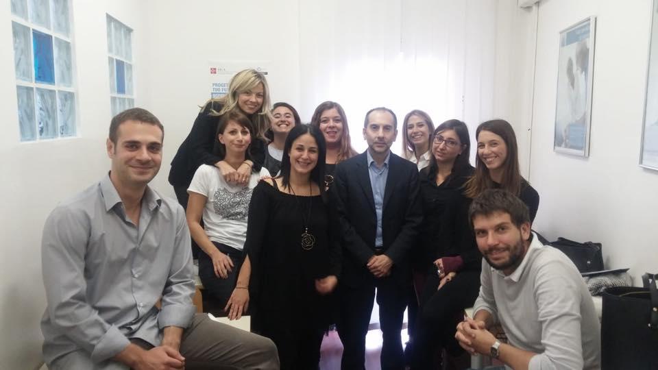 Corso Tecnico Contabile - Contabilità - classe a fine corso - docente dr. Gritta  - GRUPPO MCS